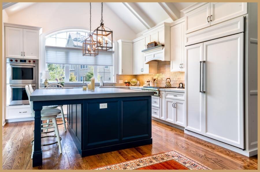 Arrowhead kitchen