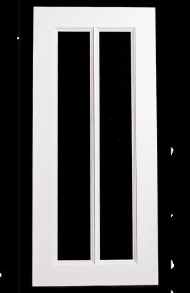 2 Lite Glass Door
