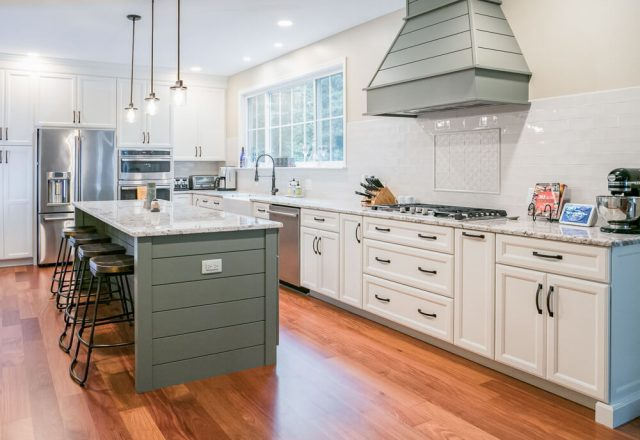 Custom Kitchen by Oxford Cabinetry