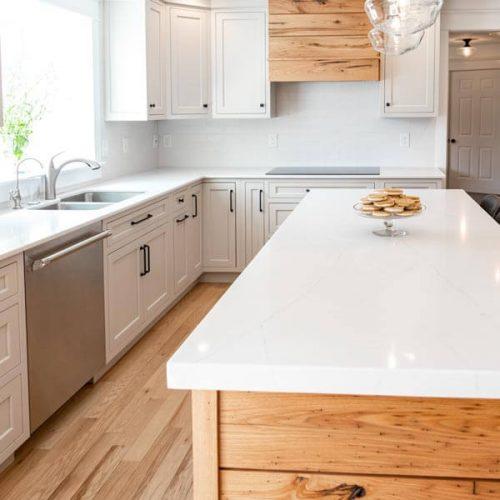 New Kitchen cabinet installed