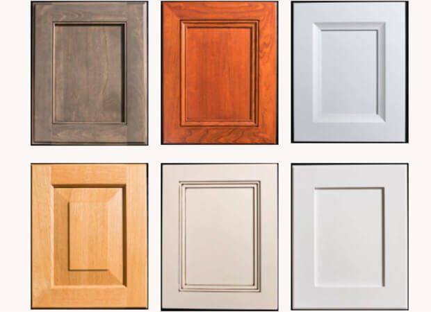 Door styles sample